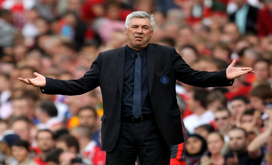 Carlo Ancelotti Is One Of The Most Successful Football Managers In The World