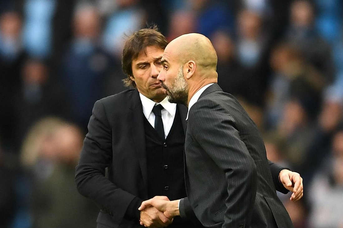 Chelsea Boss Conte Launches Title Race Mind Games As Spurs Hope To Cut Their Lead To 4 Points