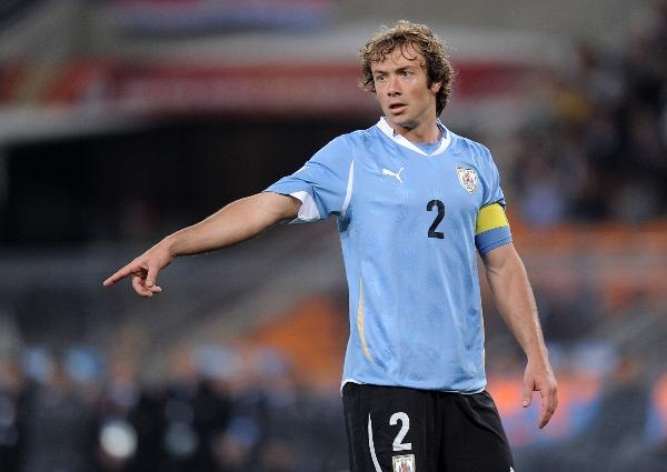 Former Uruguay Captain Diego Lugano Fined For Allegedly Breaking Anti Doping Rules