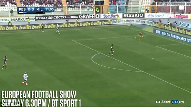Next Buffon Or Just A Buffoon? Donnarumma Howler Lets Pescara Steal Point From AC Milan