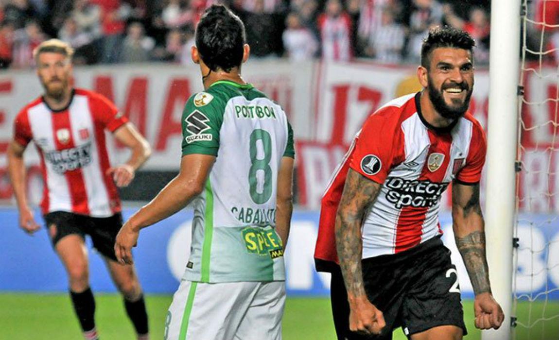 Estudiantes de la Plata Secure 1 0 Victory Over Defending Champions Atletico Nacional