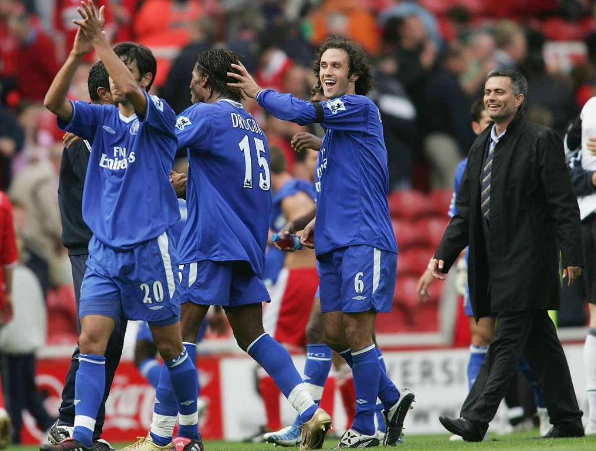 Antonio Conte Can Build A Chelsea Team To Last… Just Like Jose Mourinho's