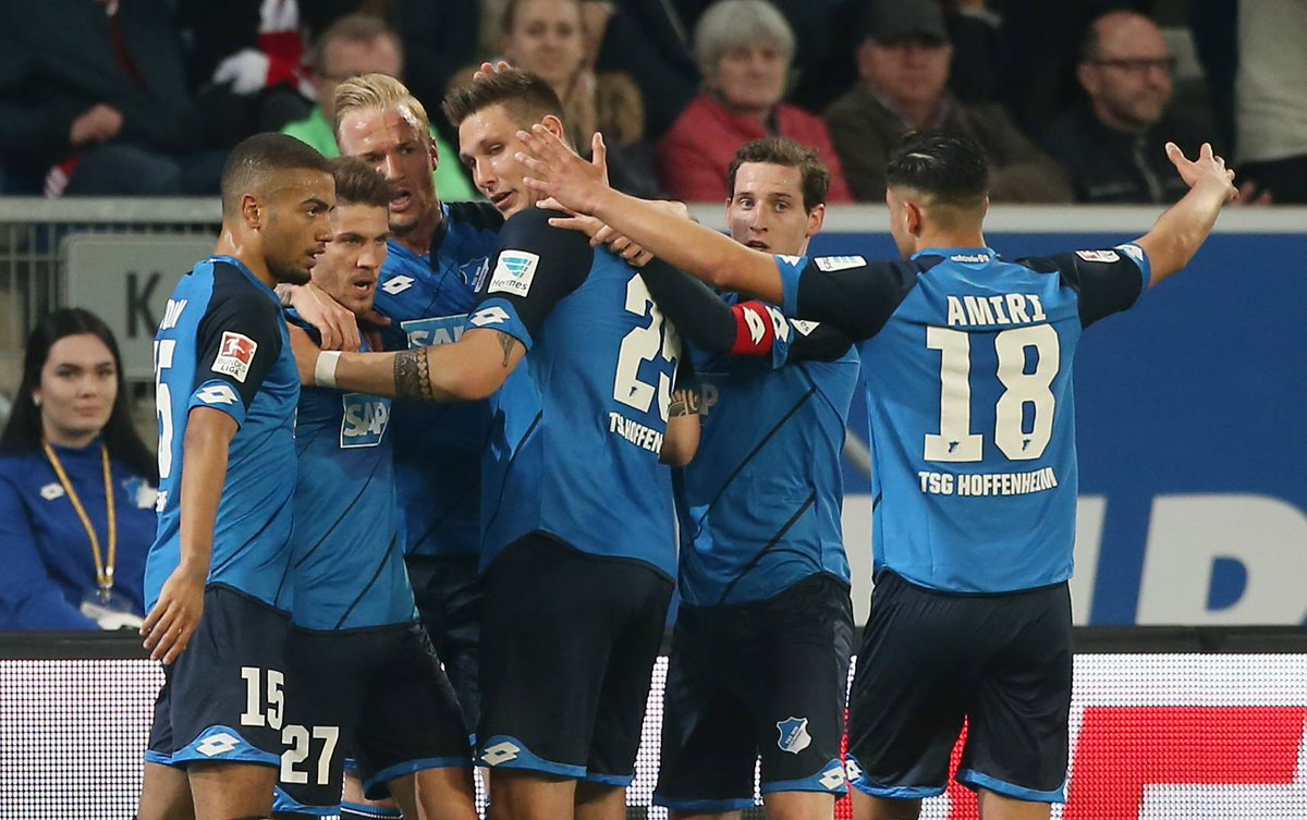 Hoffenheim Stun Bayern Munich As Dortmund Ease Past Hamburg