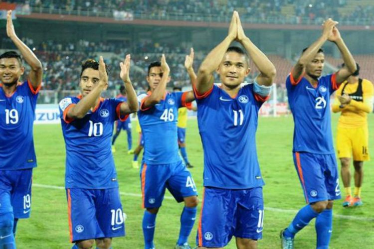 Good News For Indian Football Team: India Rise To 101 In FIFA Rankings, Ranked 11th In Asia