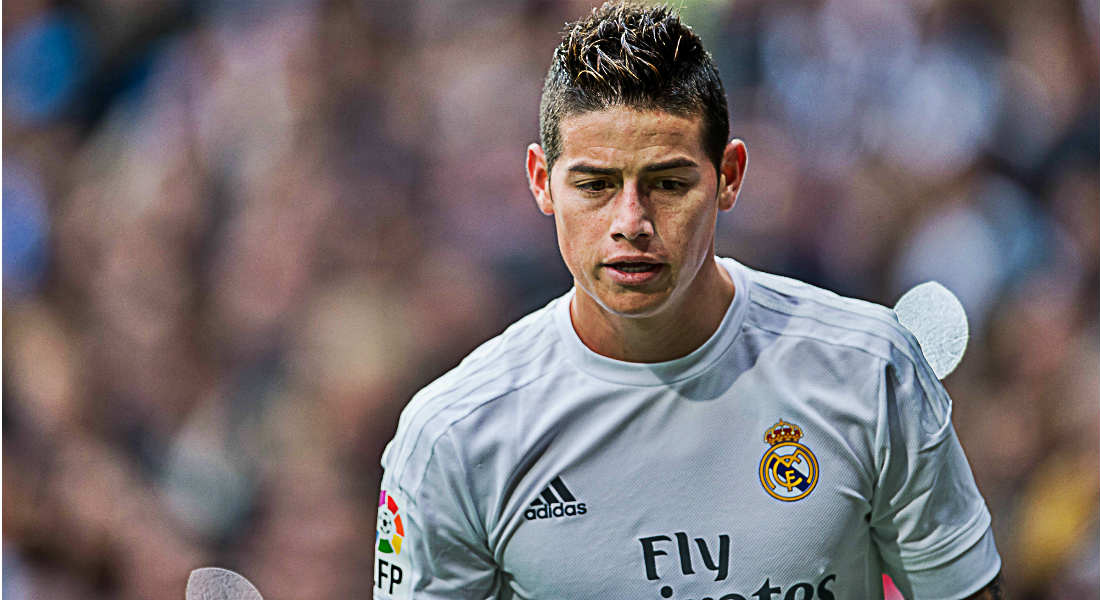James Rodriguez Transfer Saga Becomes A Four Horse Race With Liverpool, Manchester City And Arsenal Set To Challenge Chelsea For Real Madrid Outcast