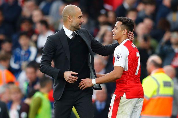 Wenger Sure He Can Tie Down Alexis Sanchez   Despite Man City Offering Champions League Football