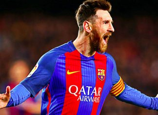 73d4f3474 Barcelona Talisman Lionel Messi Names The Only Player He Has Asked To Swap  Shirts.