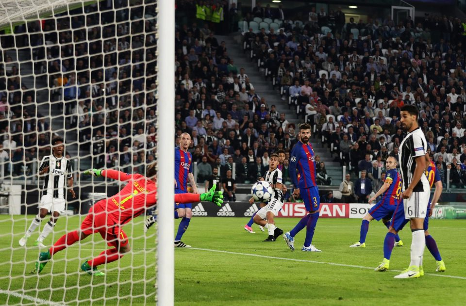 Dybala's Double And Chiellini Leave Barcelona On The Brink Of Champions League Exit