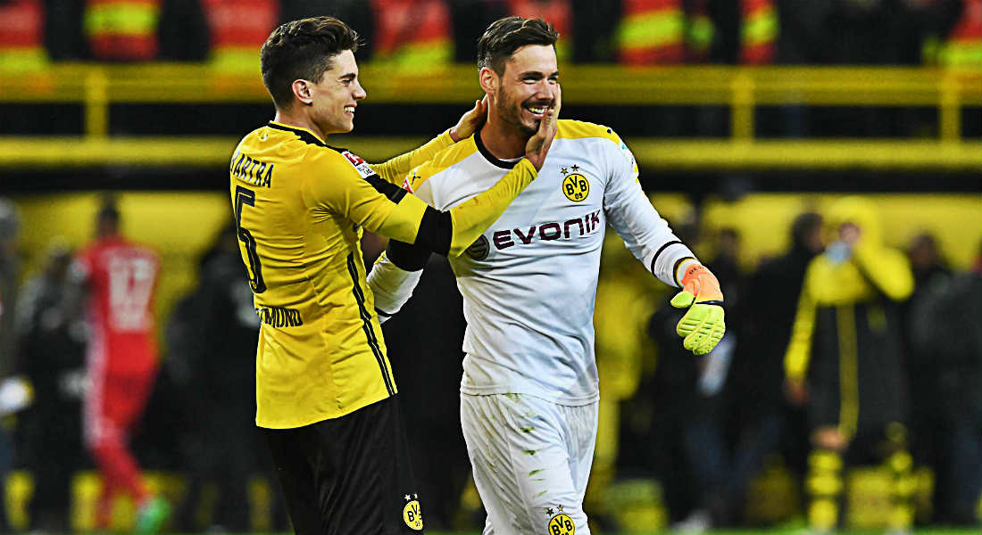 When I Wake Up, Im Glad Im At Home In Bed   Dortmund Goalkeeper Roman Burki Reveals He Has Trouble Sleeping After Terror Attack