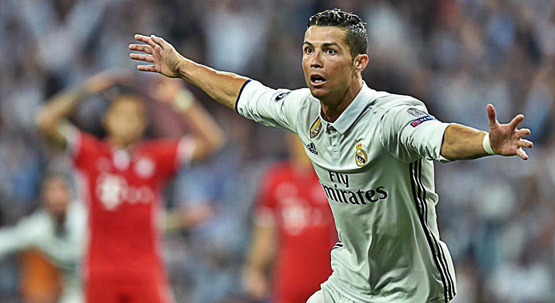 Ronaldo Scores Hat Trick As Real Madrid Beat Bayern Munich To Reach Semis