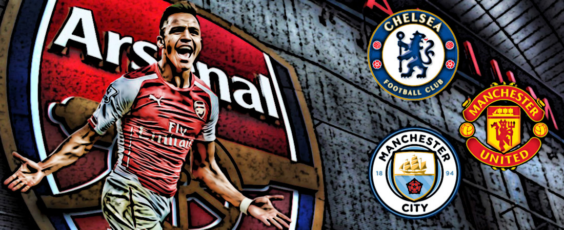 Arsenal Want Sanchez To Join PSG If They Can't Agree New Deal – To Keep Him Away from Rivals Chelsea, Man City & Man Utd