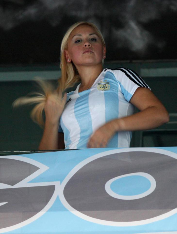 Argentine Legend Maradona Given A '10 Out Of 10' Between The Sheets… But Only Gets An 8 For Oral Sex