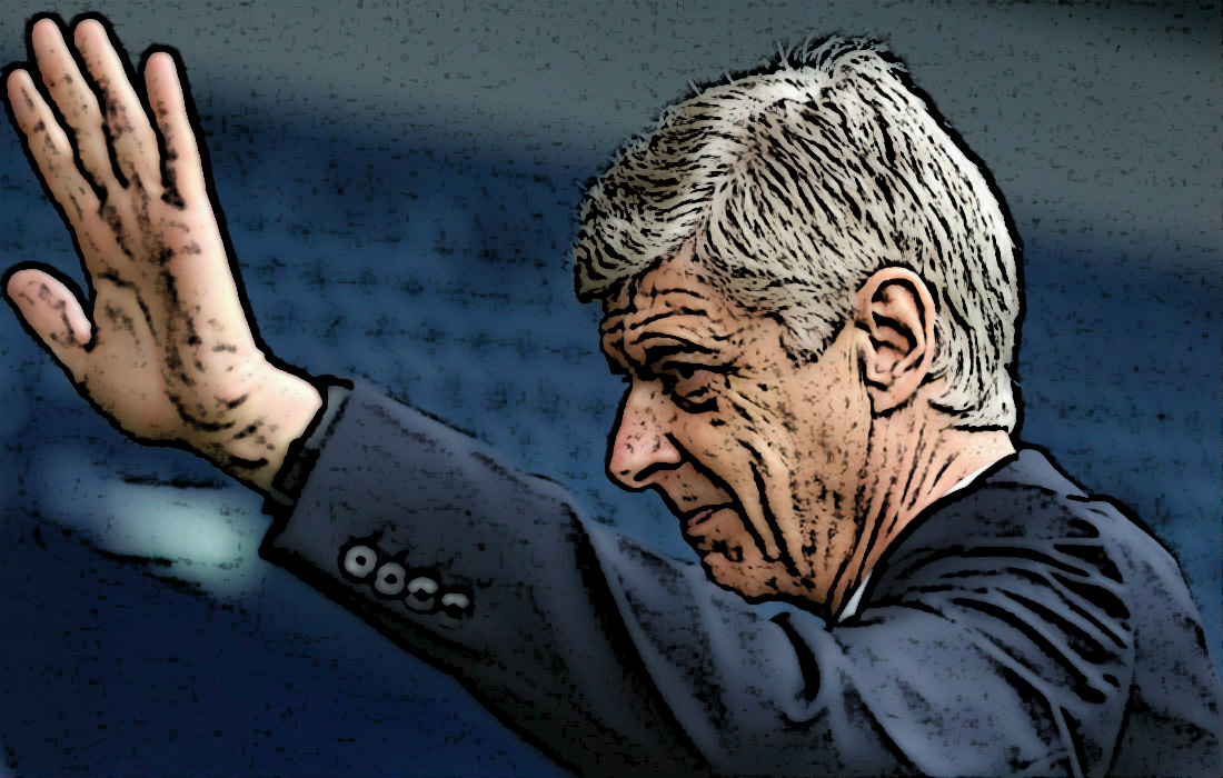 Arsenal Plan Mega £200m Summer Transfer Spree And Will Trust Under Fire Wenger To Spend It