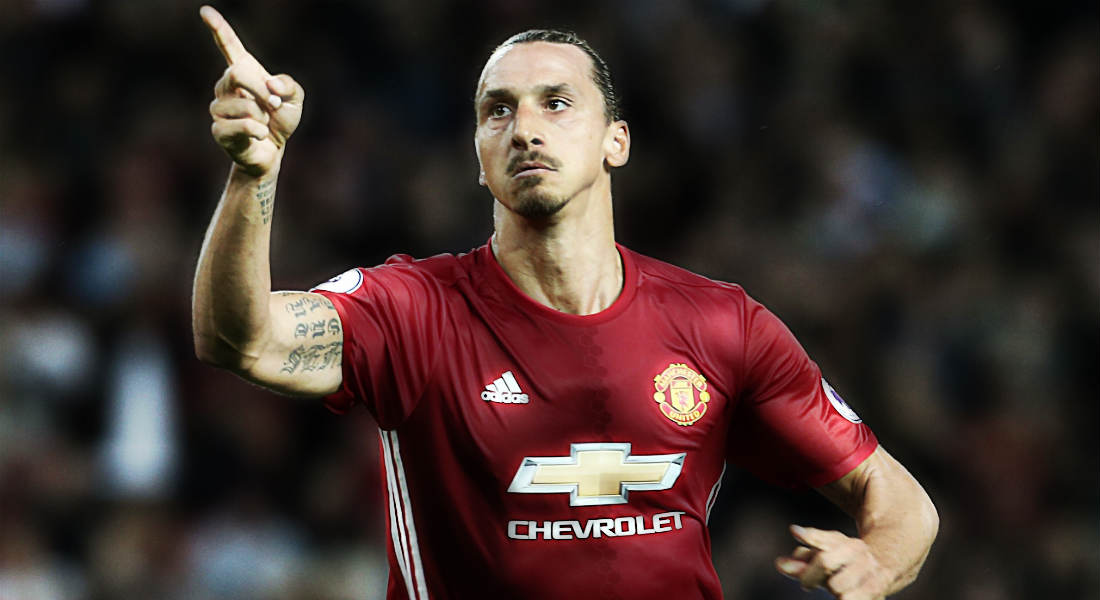 Manchester United Offer Zlatan Ibrahimovic A New £20Million One Year Contract Extension