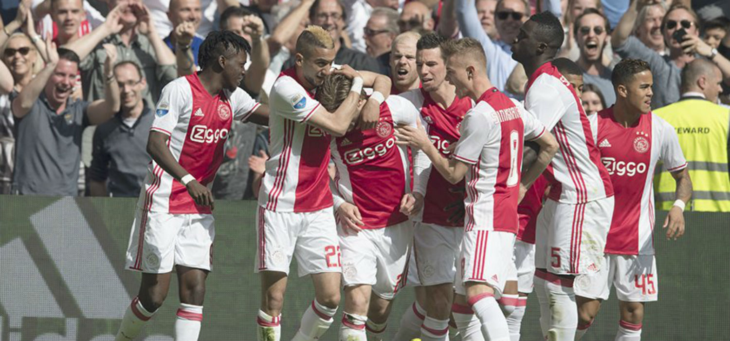 Image result for ajax 2-1 feyenoord