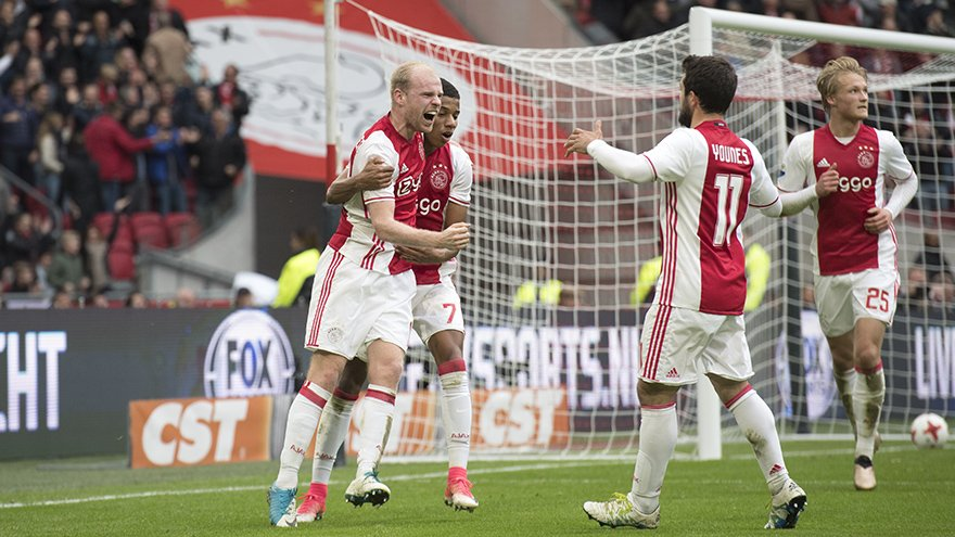Feyenoord And Ajax Both Clinch Victories To Heat Up The Eredivisie Title Race