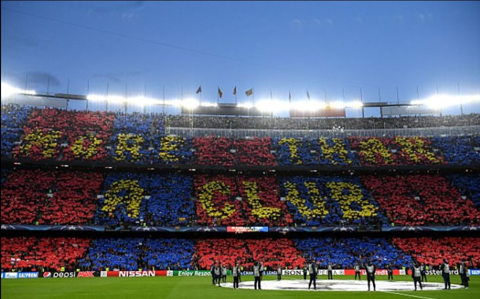 Barcelona 0 0 Juventus: Five Things You Missed At Nou Camp During Champions League