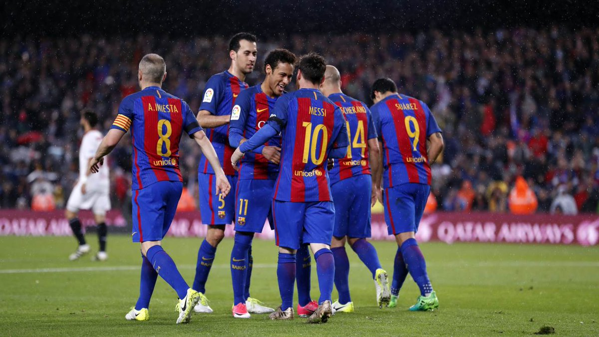 Messi In Attack, Messy At The Back.. Barcelona Fearful Of Faulty Back Line