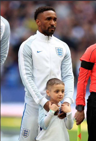 Brave Cancer Sufferer Bradley Lowery Awarded Honorary 41st Place In Grand National