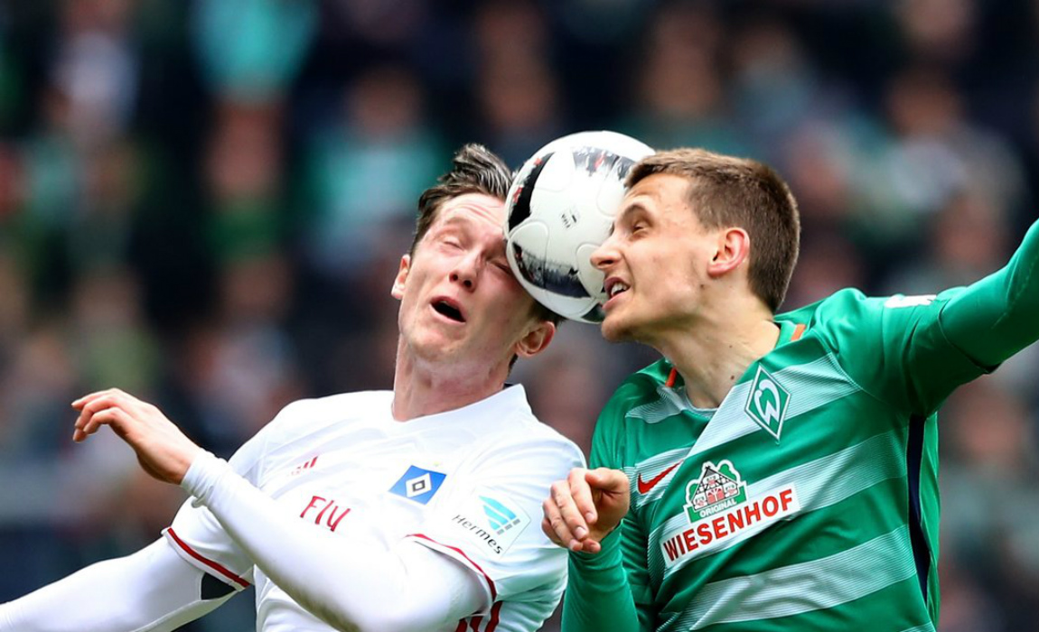 Werder  Bremen Beat Hamburg While Darmstadt Drown Shalke In Bundesliga