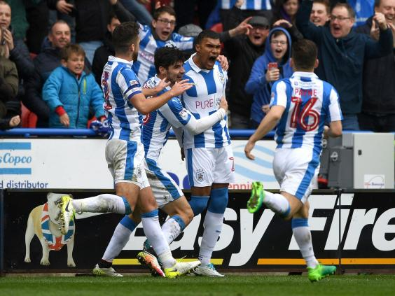 Brighton Players Jump On The Party Train With Fans To Celebrate Premier League Promotion