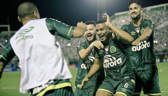 Tragedy Hit Chapecoense Win Against Atletico Nacional In Recopa First Leg