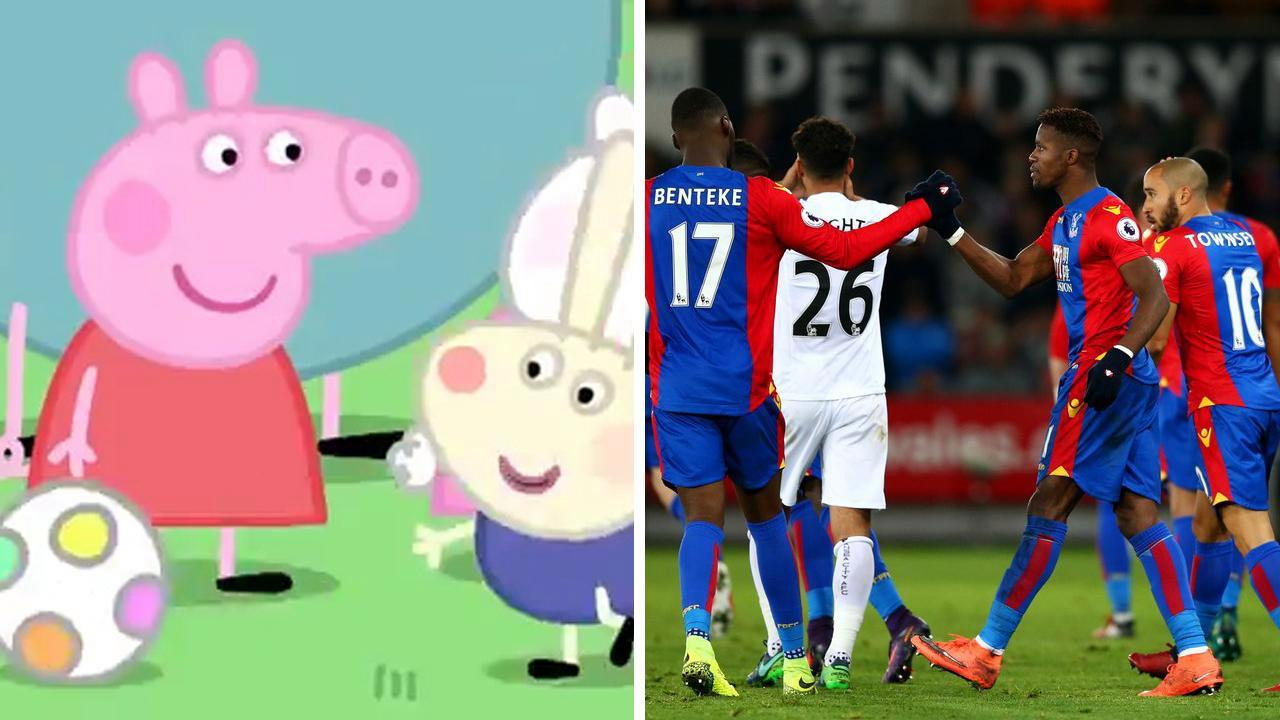 Crystal Palace Does A Kellyanne Conway, Use Alternative Facts From Peppa Pig To Troll Chelsea After Shock Win