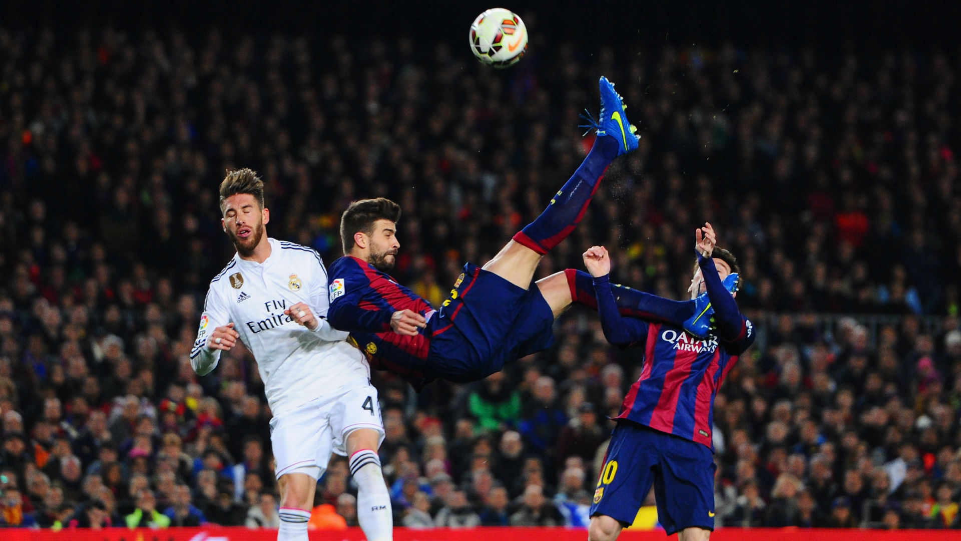 Clasico The Main Course In Spains Matchday 33