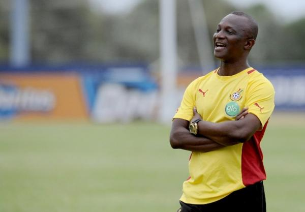 Kwesi Appiah Named New National Team Coach By Ghana FA