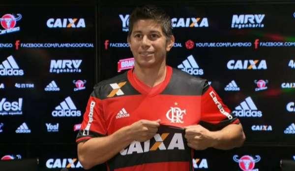 Argentinian Midfielder Conca Close To His Flamengo Debut