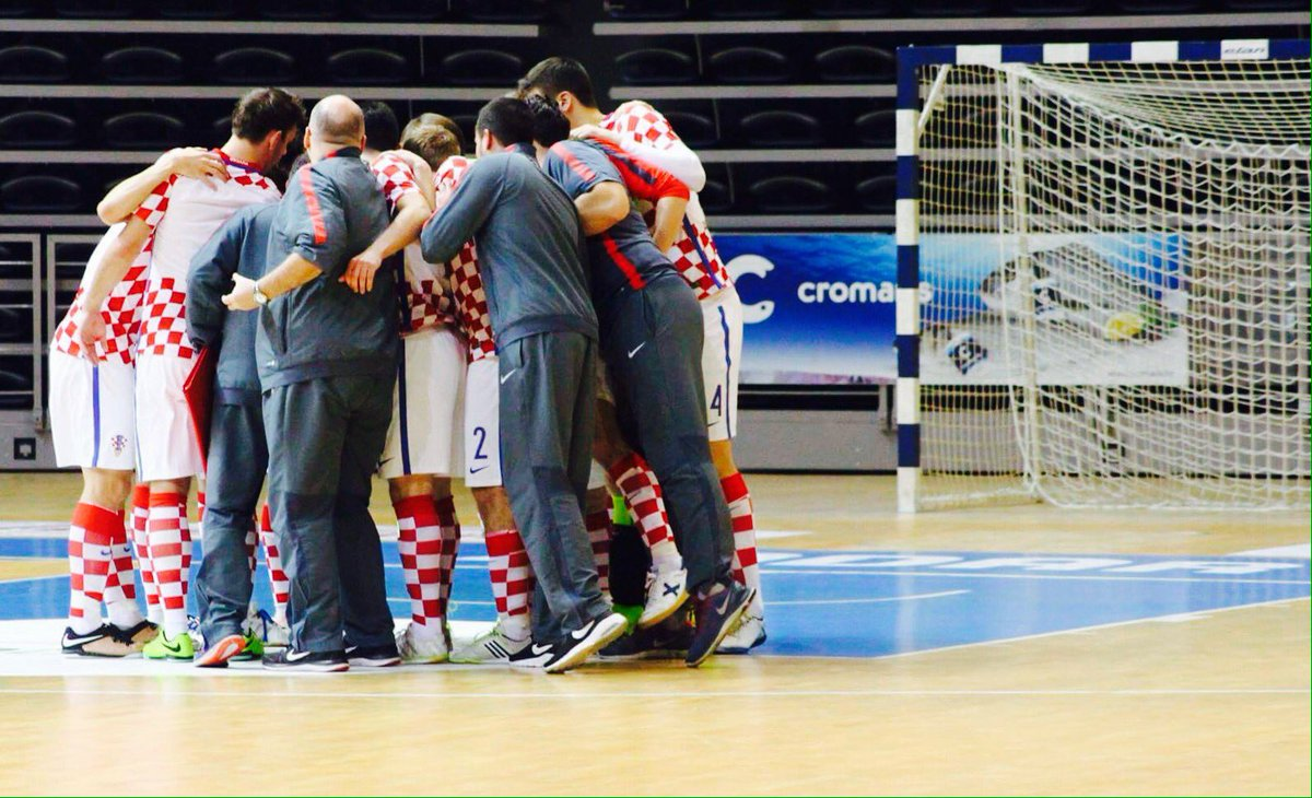 FUTSAL: Croatia Demolish Iran With A Dominant 4 2 Win