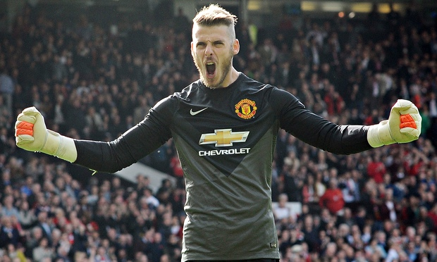 Gea Desperate To Quit Man Utd For Real Madrid And Tells Agent To - David de gea hairstyle 2014