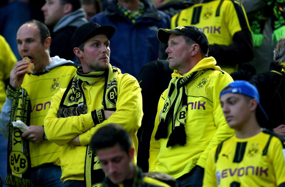 Monaco Fans Offered Beds By Dortmund As Champions League Game Was Postponed After Blast On Bus