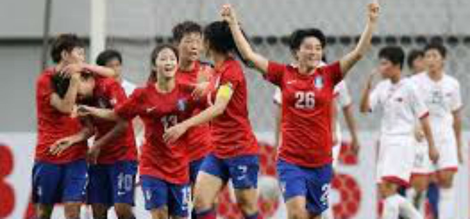 South Korean Women Team To Play In North Korea After 27 Years For AFC Womens Asia Cup