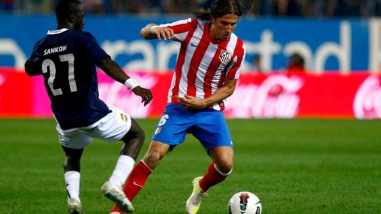 Atletico Madrid Struggle To Overcome Real Sociedad As Rojiblancos Manage A 1 0 Win