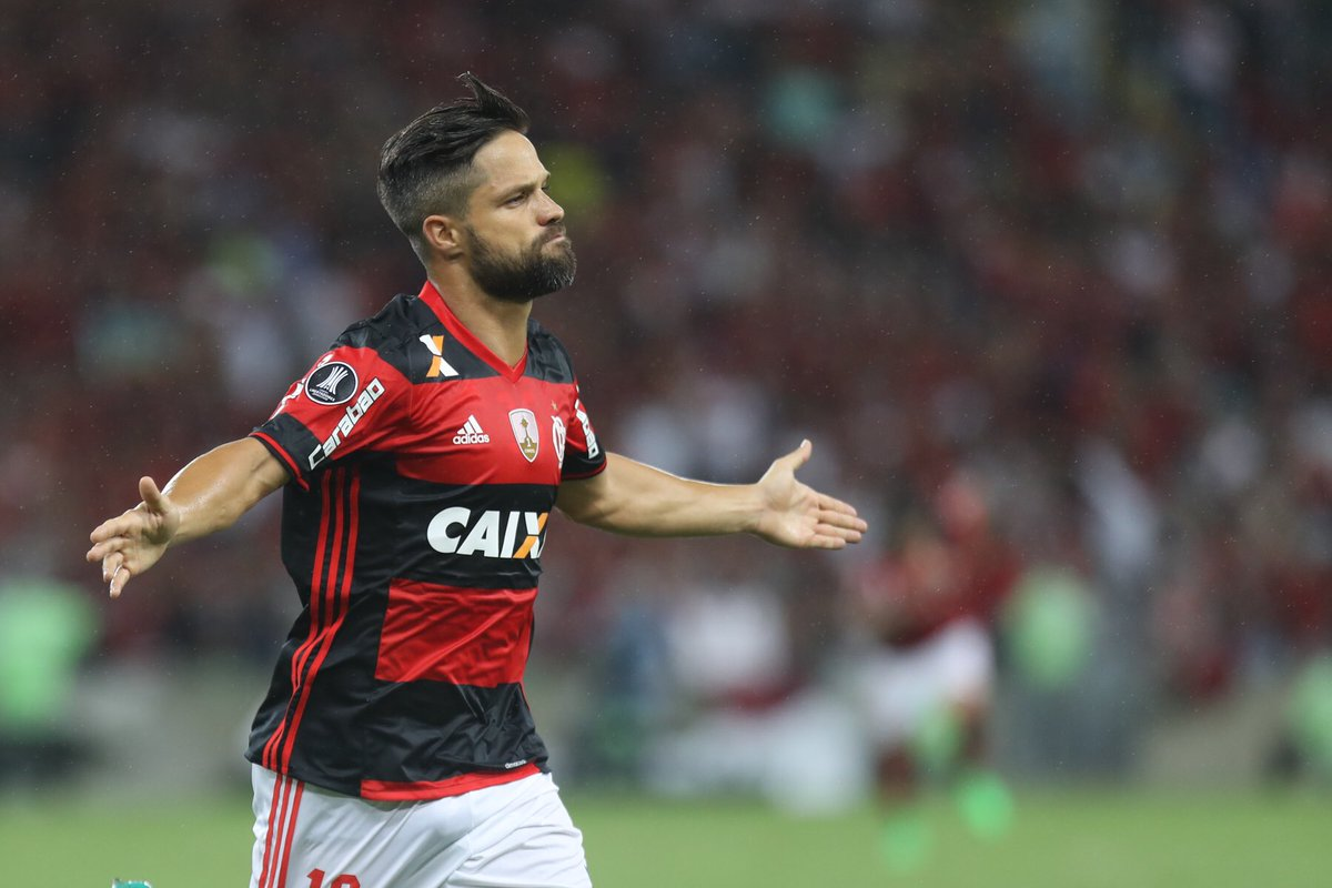 Flamengo Suffers Huge Blow With Diegos Knee Injury