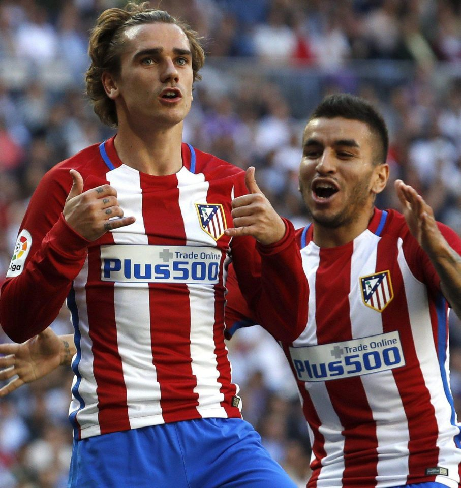 Huge Boost For Man Utd As Griezmann All But Rules Out Move To Real Madrid