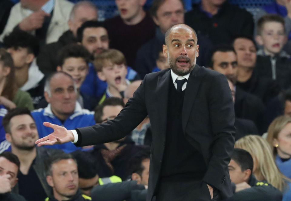 Guardiola Believes Manchester City Must Demand More From Themselves As They Aim To Improve