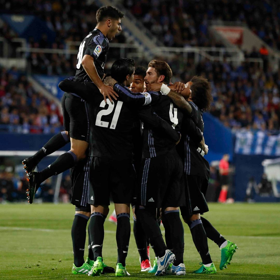 Real Madrid Remain Top Of La Liga, Barca And Atletico All Win In Matchday 30