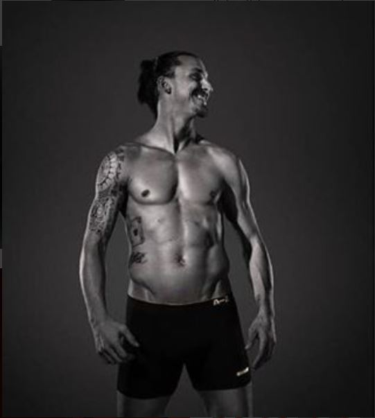 Have Zlatan's Tattoos Disappeared? Here's The Truth Behind Those Pictures Of The Man Utd Superstar