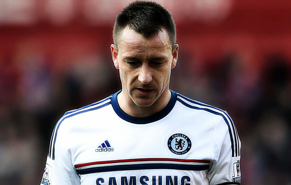 10 Facts That Make Chelseas Captain, Leader, Legend John Terry The Greatest Defender In History