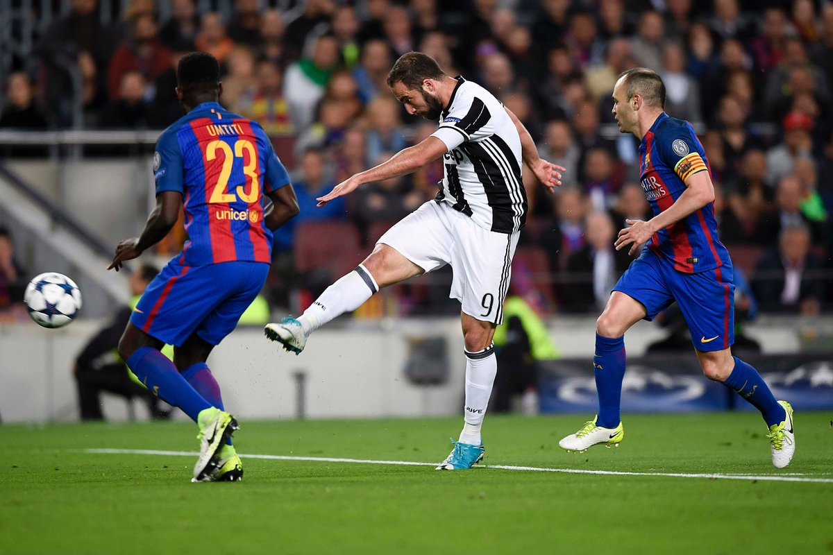 Juventus Stand Tall Against Barcelona As Italian Giants Are Through To Semi Finals