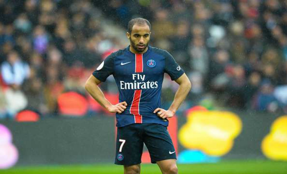 Clubs Eye PSG Winger Lucas Moura