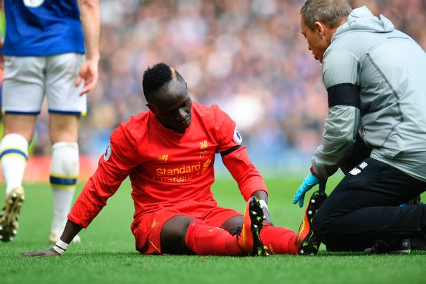 Sadio Mane Injury Blow: Liverpool Star Ruled Out For Six Weeks With Hamstring Problem