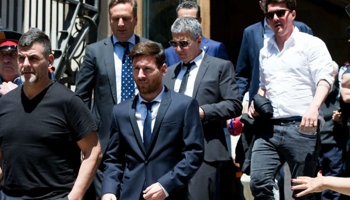 Messi Being Spied On By Argentina Government, With Agent G Following Barcelona Star Around