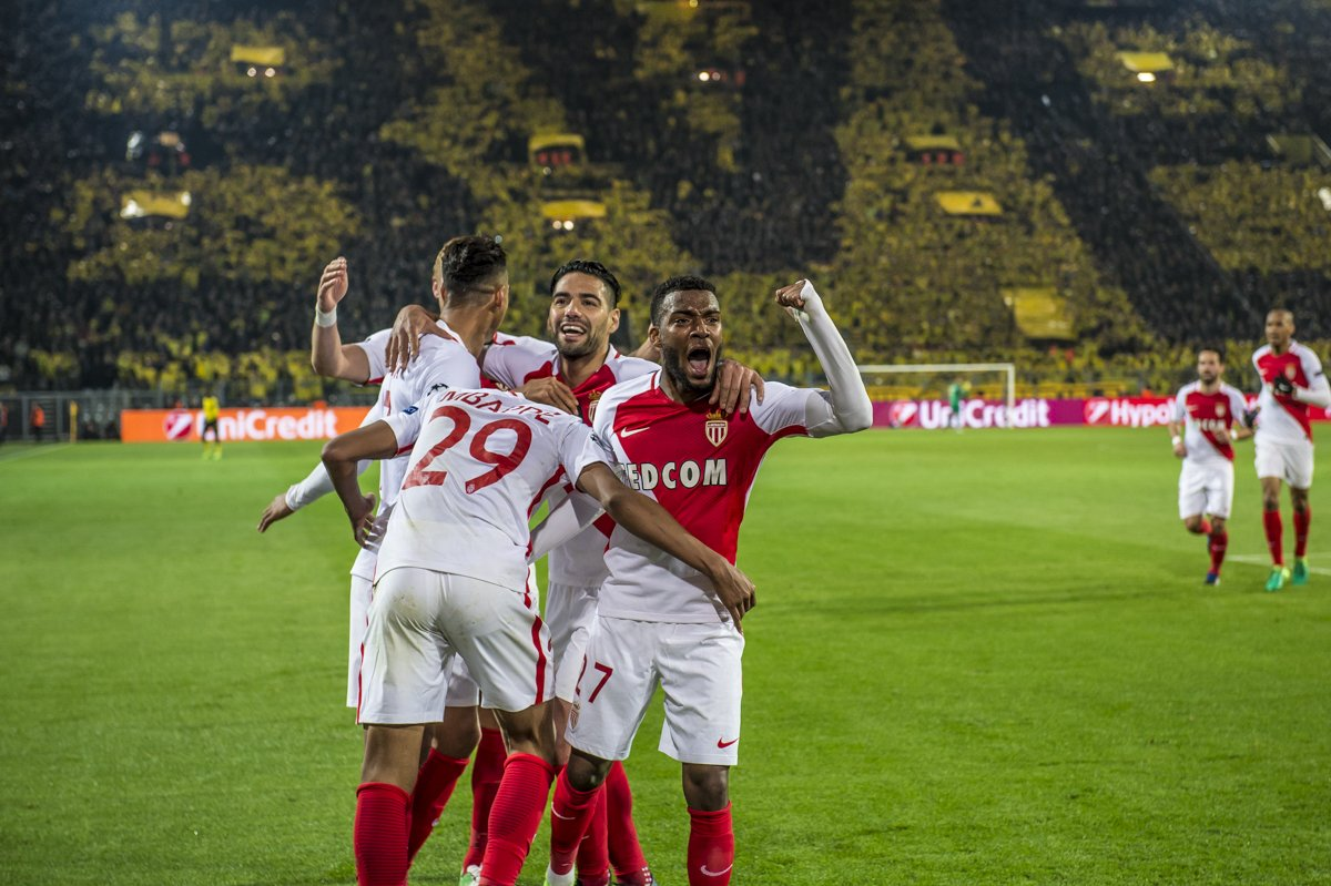 Mbappe Shines As Monaco Clinch 3 2 Victory Over Dortmund In Champions League