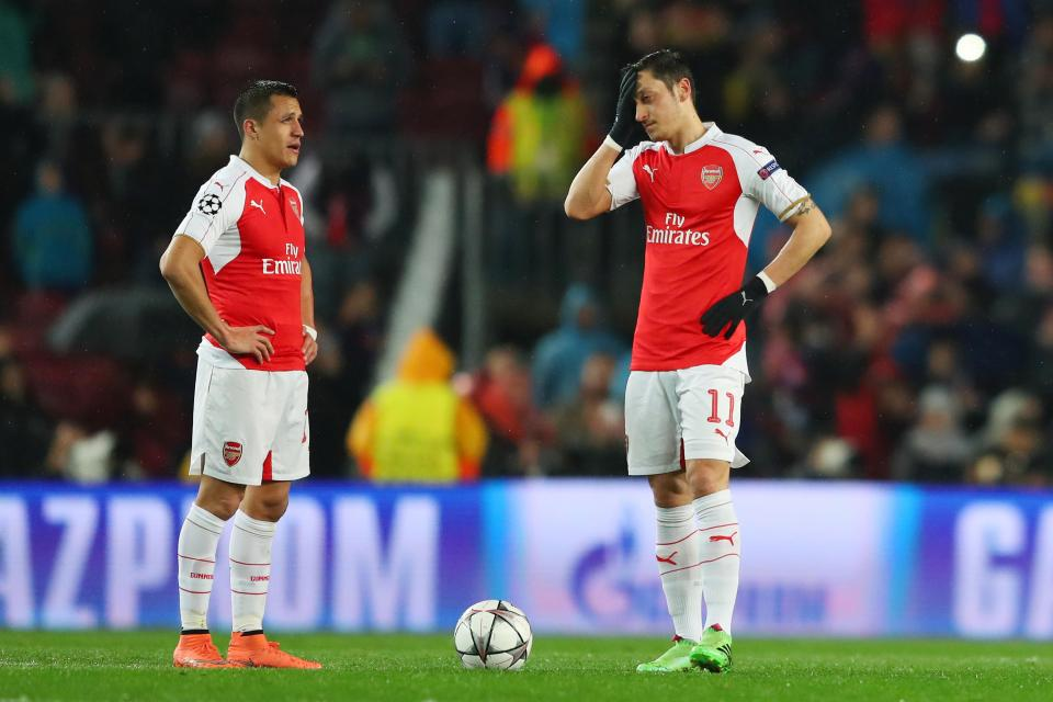 Ozil Insists His And Sanchez's Futures Are Not Important – Arsenal Qualifying For The Champions League Is