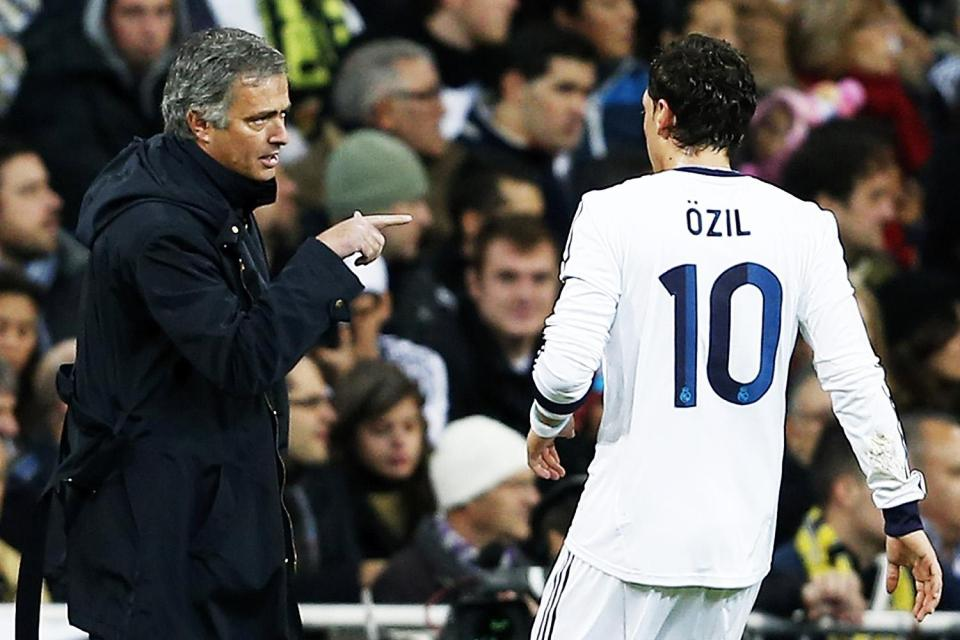 Ozil Reveals He Snubbed Guardiola To Join Real Madrid Because Mourinho Gave Him A Guided Tour