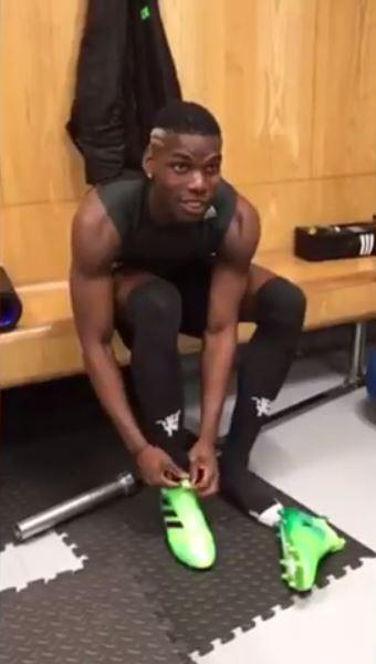 Manchester United Midfielder Paul Pogba Shows Off His Best Mancunian Accent In Hilarious Instagram Video