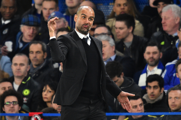 Guardiola Involved In Tunnel Bust Up With Chelsea Staff After Their Title Hopes Got Crushed